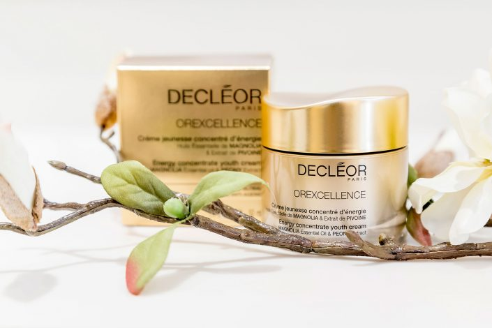 Cream-Product Photography-Decleor Boutique and Day Spa – Shot for Treatwell - Belle Imaging Commercial Photographer London