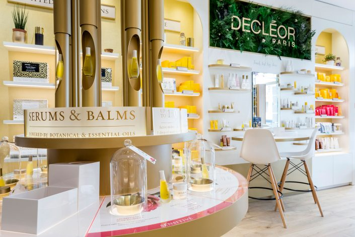 Decleor Boutique and Day Spa – Shot for Treatwell - Belle Imaging Commercial Interior Photographer London