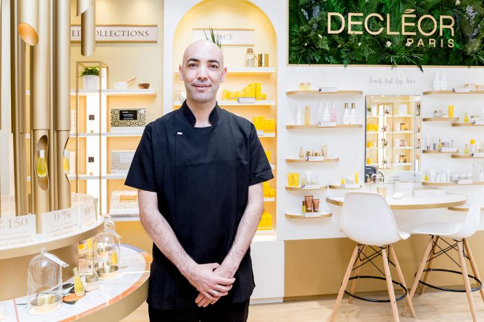 Decleor Boutique and Day Spa – Shot for Treatwell - Belle Imaging Commercial Interior Portrait Photographer London