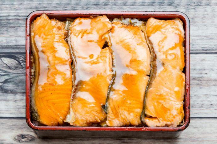 Salmon-Teriyaki-Taro-Restaurant-Belle Imaging Food Photographer London
