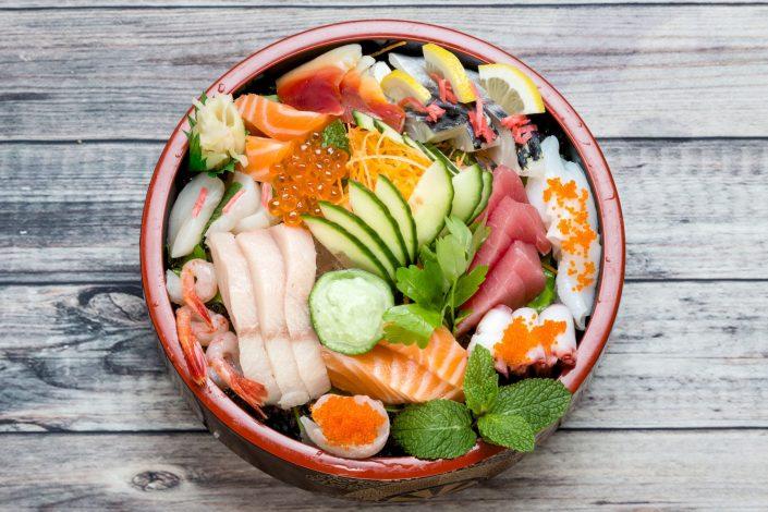 Sashimi-Taro-Restaurant-Belle Imaging Food Photographer London