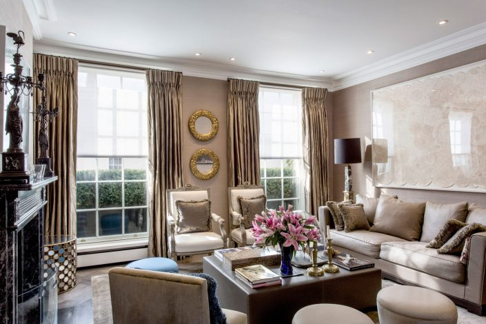 Interiors-Belgravia-Residential-livingroom-Belle Imaging Interior Photographer London