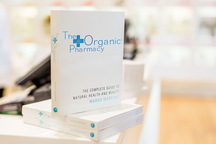 The Organic Pharmacy-book