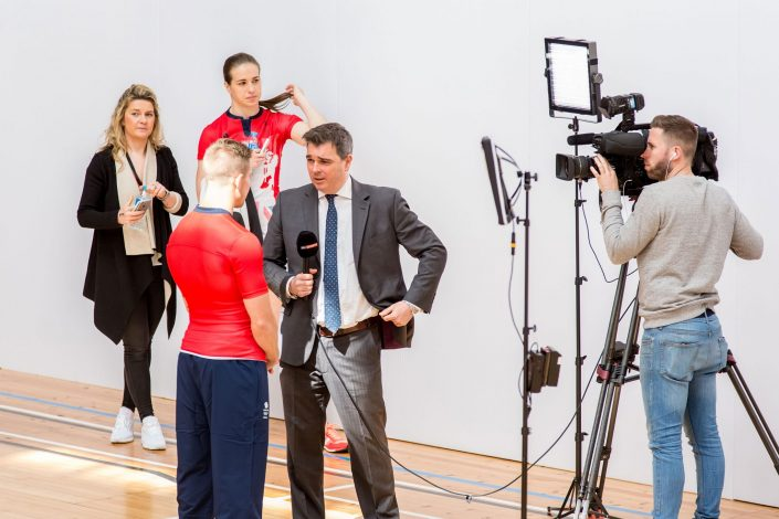 corporate-events-Stella-McCartney-Sports-Wear-Launch-for-Adidas interview Belle Imaging Event Photographer London