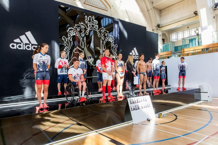 Corporate-Events-Stella-McCartney-Sports-Wear-Launch-for-Adidas team GB - Belle Imaging - Event Photographer London