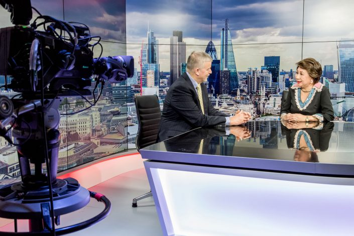 Events London Stock Exchange Global Banking and Review Interview
