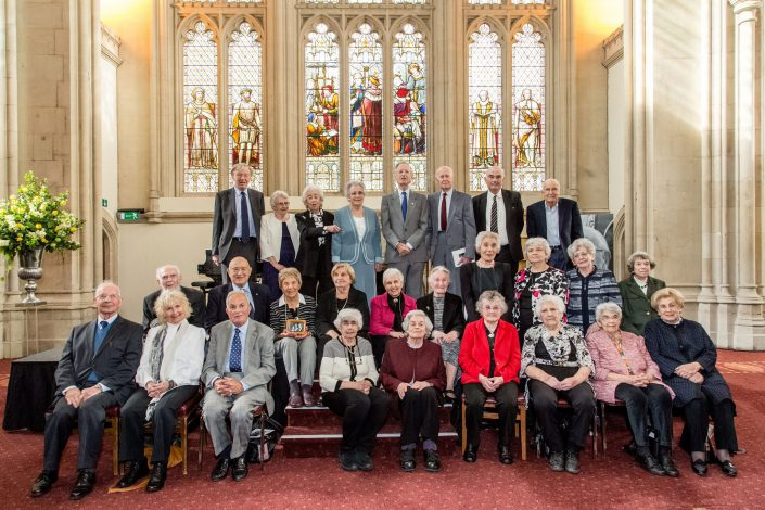Sir Nicholas Winton Memorial 2016 City Hall - Group Shot - Belle Imaging Corporate and Event Photographer London