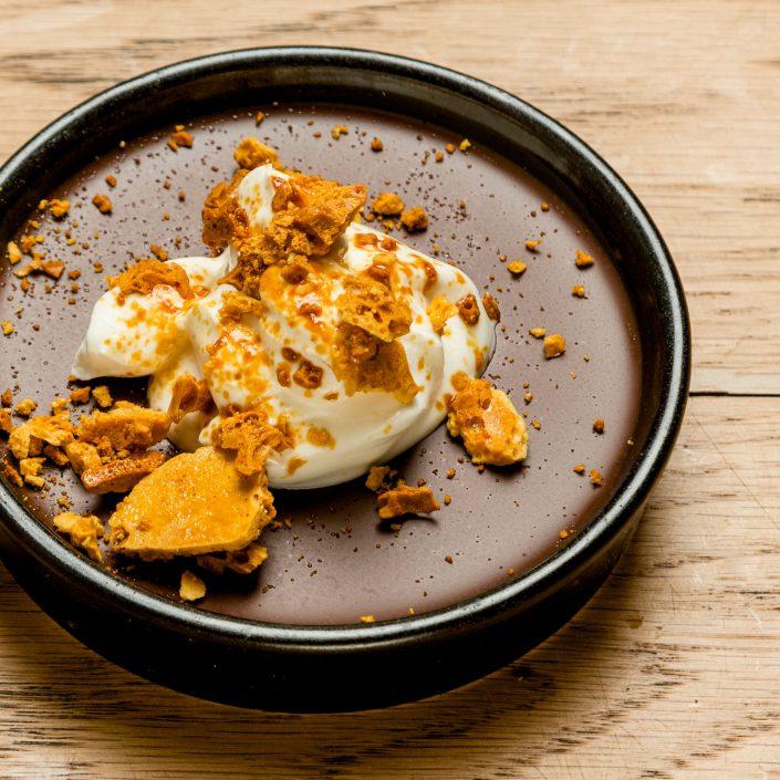 Chocolate Dessert-BabaBoom-Amazon Restaurants-Belle Imaging-Food Photographer London