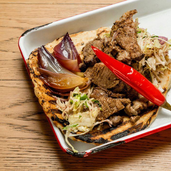 Lamb Kebab-BabaBoom-Amazon Restaurants-Belle Imaging-Food Photographer London