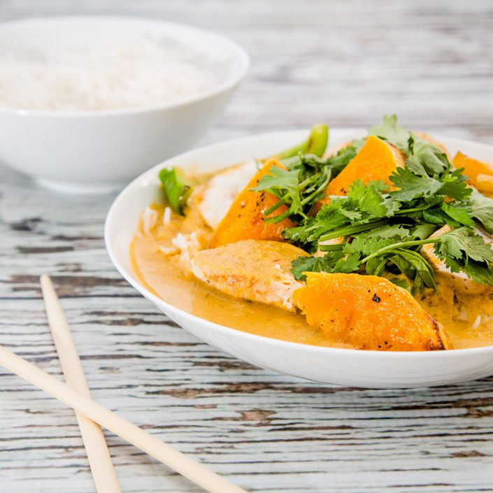 Butternut Squash Curry - Home Cooking - Belle Imaging Food Photographer London