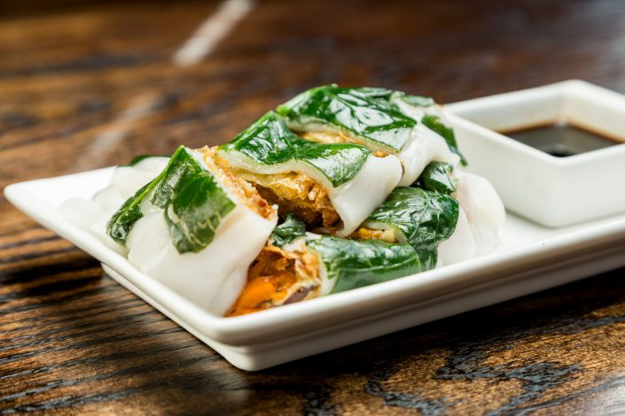 Vegetables with Bean Curd Courtesan Brixton - Belle Imaging by Renata Boruch - Food Photographer London