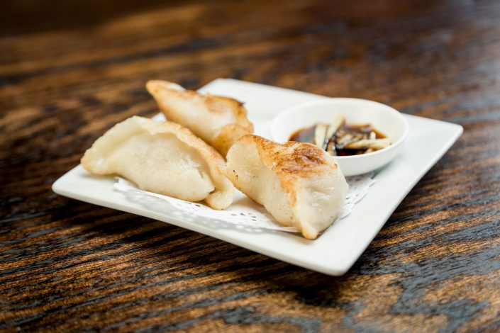 Dumplings Courtesan Brixton - Belle Imaging by Renata Boruch - Food Photographer London