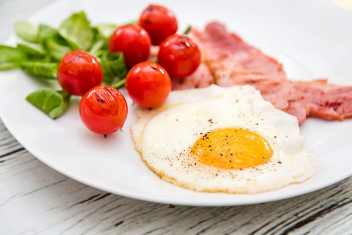Breakfast Fried Egg Belle Imaging by Renata Boruch Food Photographer London
