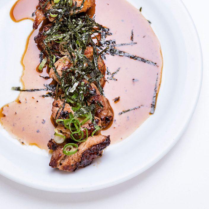 Kamome Brixton Japanese Restaurant Chicken Teriyaki Belle Imaging Food Photographer London