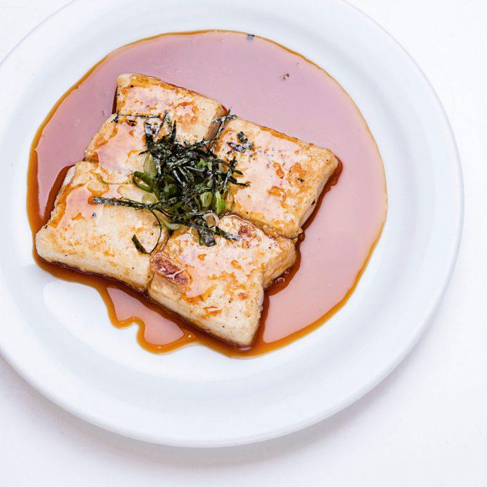 Tofu Teriyaki Kamome Brixton Japanese Restaurant Belle Imaging Food Photographer London