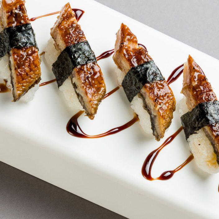 Sushi Japanese Restaurant Pop Art Sushi Vauxhall Belle Imaging Food Photographer London