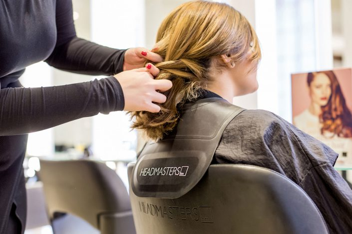 Hair Styling Headmasters Paddington Imaging by Renata Boruch Commercial Lifestyle Photographer London