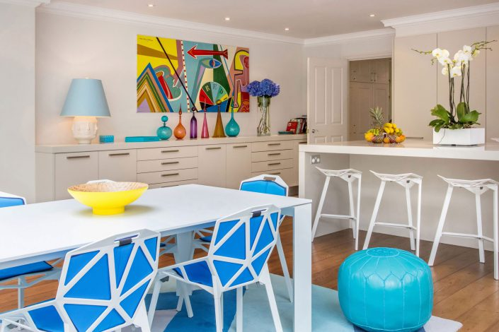 Kitchen Interiors by Georgia Van Heyste Designs Belle Imaging by Renata Boruch Interior Photographer London Chelsea