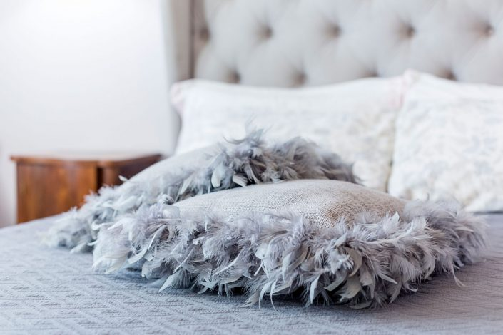 Fluffy Cushions Interior Design by Silvana Fabbrini Belle Imaging by Renata Boruch Interior Photographer London Wimbledon