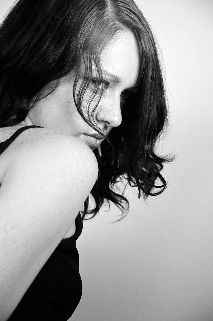 Portrait of Young Girl Belle Imaging Portrait Photographer London
