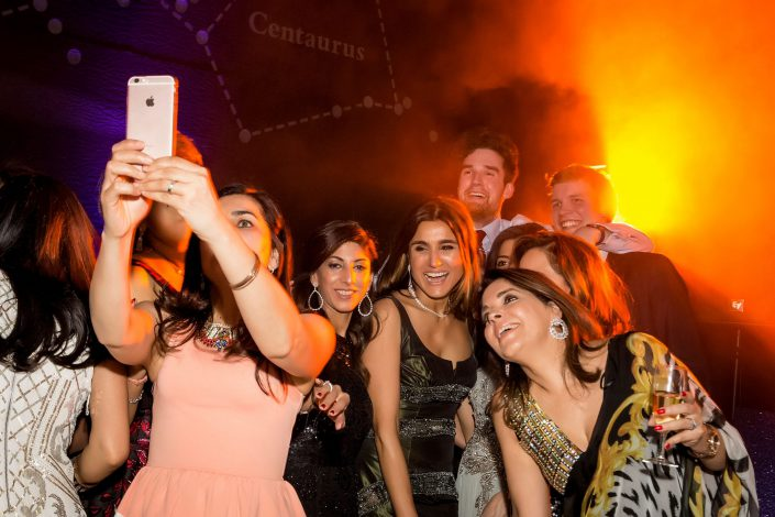 Social Events London Birthday Party Celebration National History Museum - Selfie taking – Belle Imaging Event Photographer London
