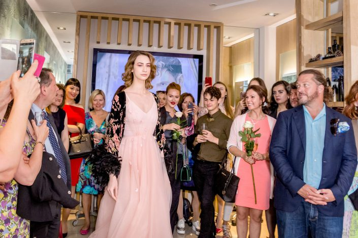 Vinokurov Summer Party - Fashion Show - Belle Imaging - Event Photographer London, South Kensington