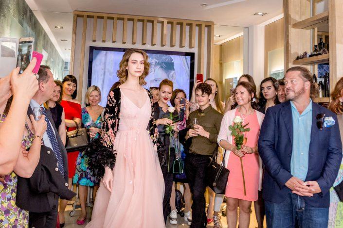 Vinokurov Summer Party - Fashion Show - Belle Imaging - Event Photographer London, South Kensington