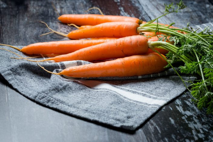 Carrots, Product photography by Renata Boruch at Belle Imaging, Commercial Photographer London