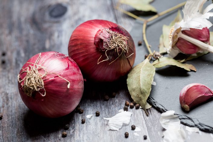 Onions, Food, Product photography by Renata Boruch at Belle Imaging, Commercial Photographer London