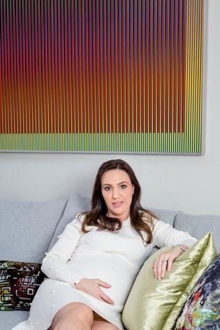 Pregnancy, Creative Portraits, Belle Imaging by Renata Boruch Portrait Photographer London