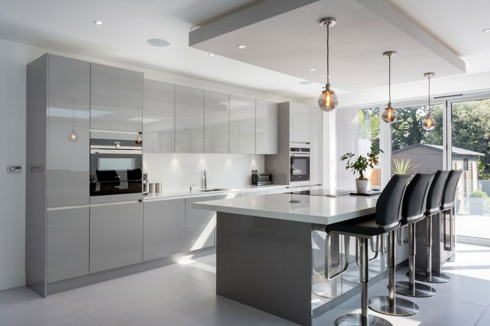 Kitchen Design, Belle Imaging Interior Photographer London