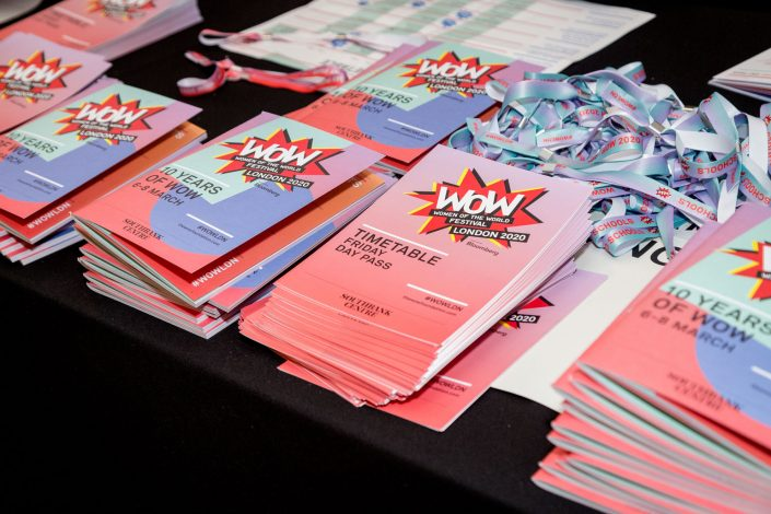 Wow Festival 2020, Southbank