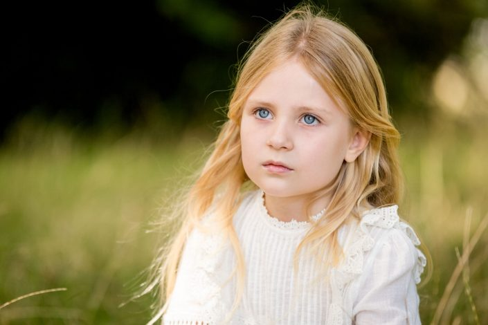 Portrait of a girl, London, Belle Imaging