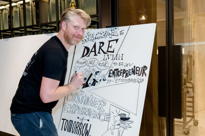 Dare Conference, LVMH, London, Event Photography